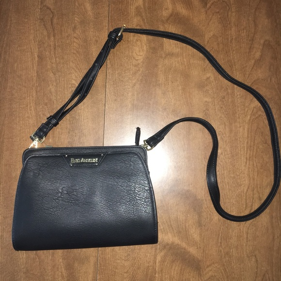 Enzo Angiolini Handbags - Black Crossbody